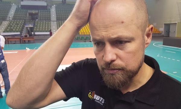 Trener Gradowski po zwycięstwie 3:1 w Kielcach