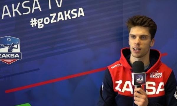 Aleksadner Śliwka: będę wspaniale wspominał ten okres
