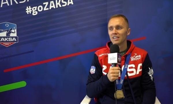 Paweł Zatorski: zawsze wracam z uśmiechem do Kędzierzyna