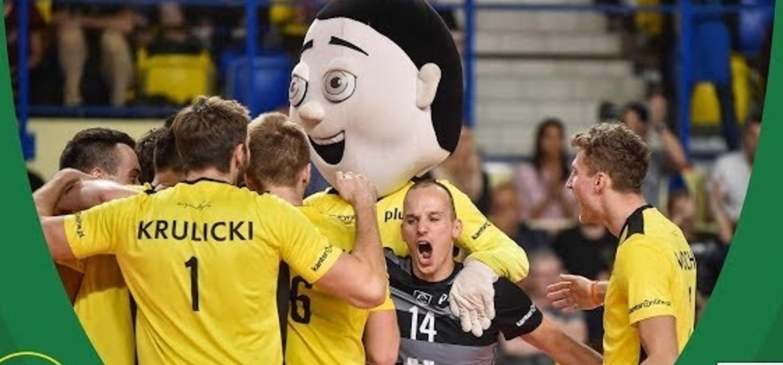 PlusLiga: GKS Katowice - Indykpol Olsztyn (14.10.2018)