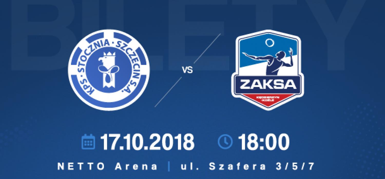 Przed meczem Stoczni Szczecin i ZAKSY Kędzierzyn-Koźle