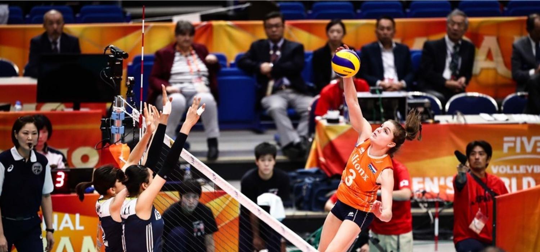 MŚ siatkarek: Chiny z brązowym medalem