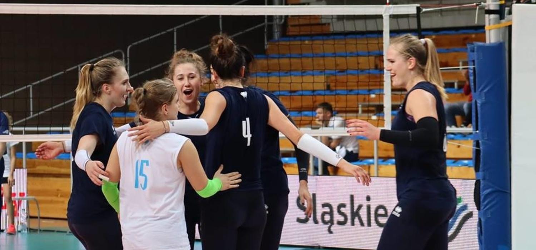 Zwycięstwa #VolleyWrocław i KSZO Ostrowiec w II dniu VII Memoriału im. Agaty Mróz-Olszewskiej
