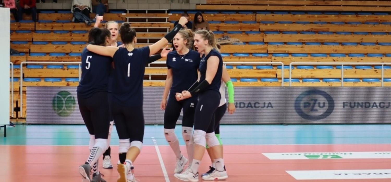 #VolleyWrocław wygrał Memoriał Agaty Mróz