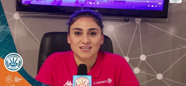 Shafagat Alishanova zaprasza na mecz z Chemikiem
