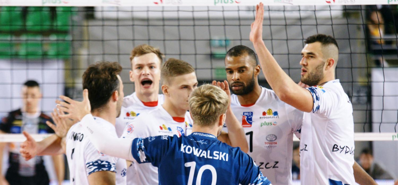Sobota z PlusLigą: Chemik Bydgoszcz - GKS Katowice 3:1