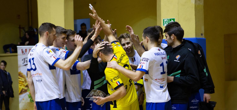 Kamil Maruszczyk: najważniejsze są trzy punkty