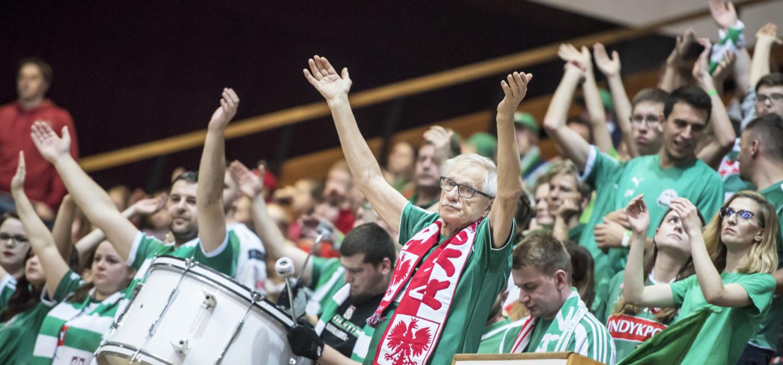 Indykpol AZS Olsztyn - Jastrzębski Węgiel z Pucharem Mistrzów Świata