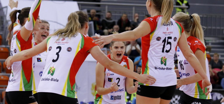 Czy BKS PROFI CREDIT Bielsko-Biała dopisze kolejne punkty?
