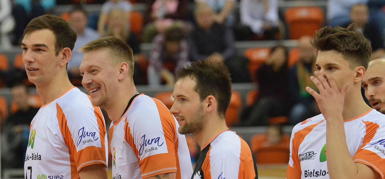 Sobota z 1. Ligą: BBTS Bielsko-Biała - Buskowianka Kielce 3:0