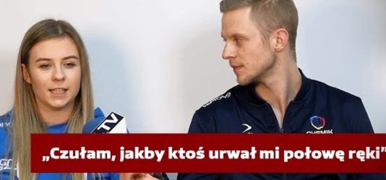 Justyna Łysiak: Czułam, jakby ktoś urwał mi połowę ręki