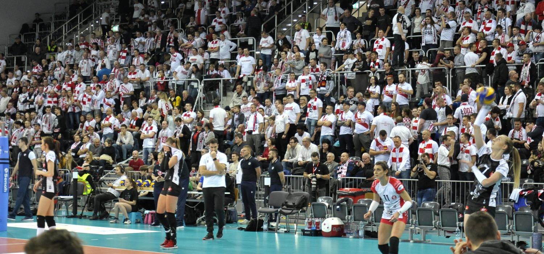 Komplet widzów obejrzy siatkarskie derby Łodzi!