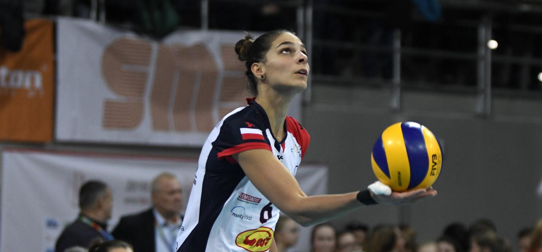 Jovana Brakočević: w siatkówce najważniejsza jest drużyna