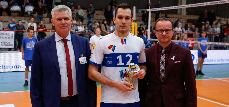 Kamil Maruszczyk: liga pokazuje, jak ważna jest atmosfera w zespole