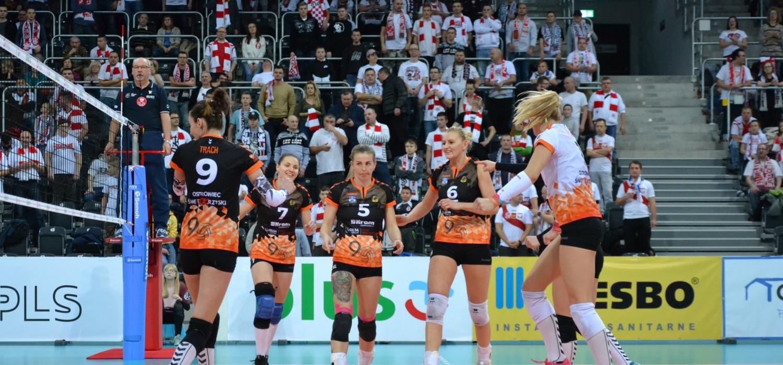 Anna Miros: cieszy nasza lepsza gra w obronie i przyjęciu