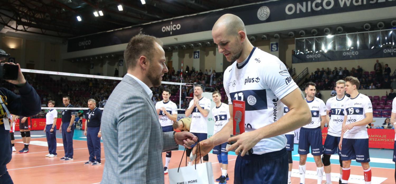 Piotr Gacek o przyszłości Stephane'a Antigi i celach drużyny