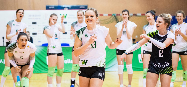 #VolleyWrocław - Energa MKS Kalisz
