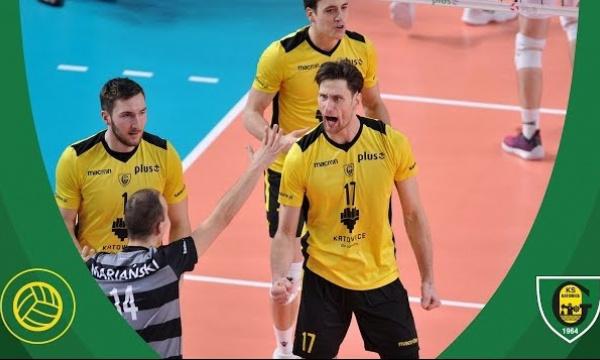 PlusLiga: GKS Katowice - Cerrad Czarni Radom 3:0 (16.02.2019)