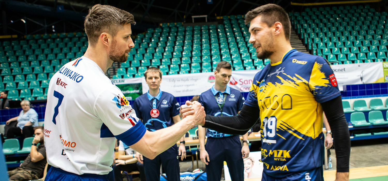 KS Gwardia Wrocław - Stal Nysa