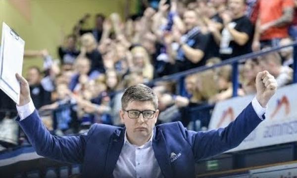 CzarniTV: Robert Prygiel: Awans do play-off to sukces całego środowiska!