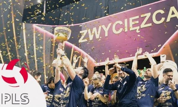 Chemik Police wygrywa i zdobywa Puchar Polski