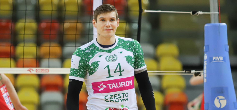 Mikołaj Szewczyk: od początku wierzyliśmy, że utrzymamy 1. Ligę w Częstochowie