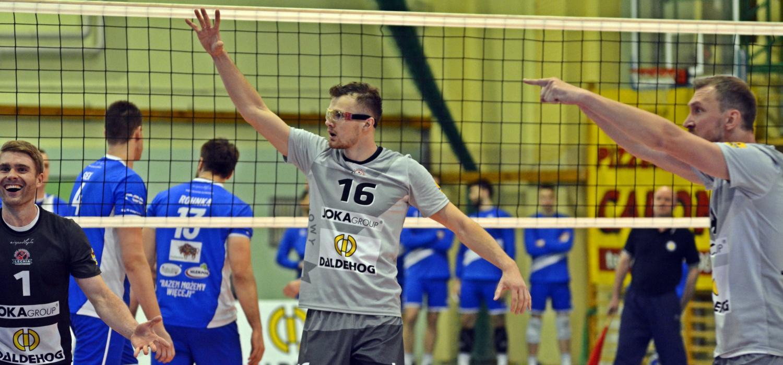 Półfinał 1.Ligi: Lechia Tomaszów Mazowiecki – MKS Ślepsk Suwałki 3:0