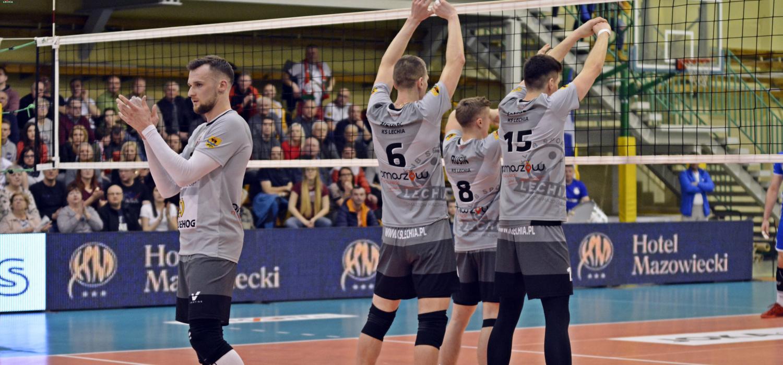 Półfinał 1.Ligi: Lechia wygrywa z Suwałkami