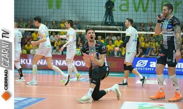 CzarniTV: Wypowiedzi po pierwszym ćwierćfinałowym meczu Cerrad Czarnych Radom