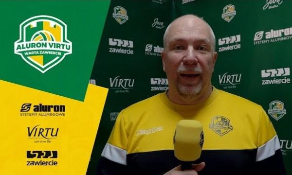 Play-off: Aluron Virtu jedzie do Radomia postawić drugi krok