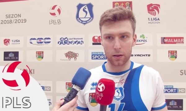 Półfinał 1. Ligi: MKS Ślepsk Suwałki - KS Lechia Tomaszów Mazowiecki 3:1