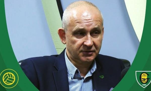 Wywiad z Dyrektorem Sportowym sekcji siatkówki GKS Katowice.