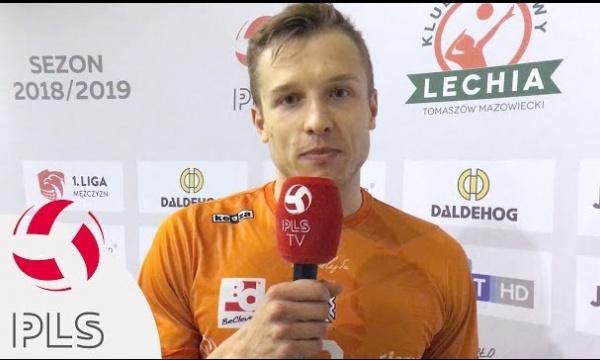 Mecz o brązowy medal 1. Ligi: Lechia Tomaszów Mazowiecki – APP Krispol Września 1:3 [wypowiedzi]