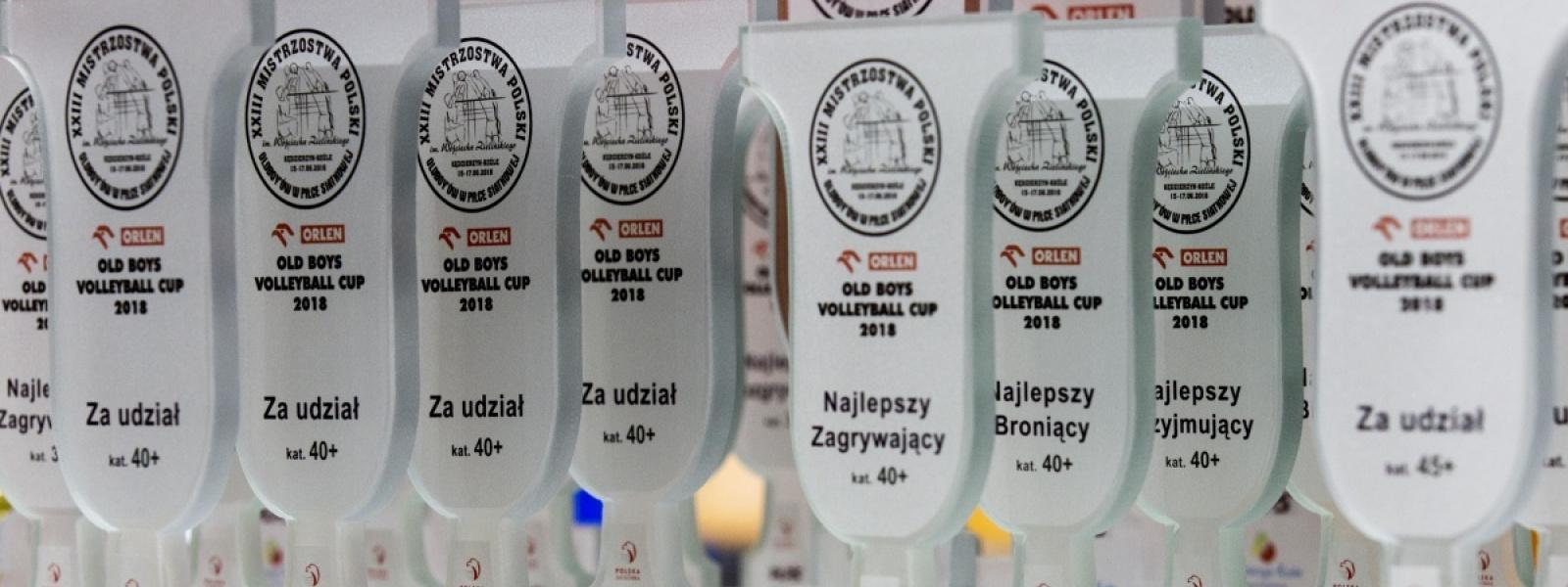 Można już zgłaszać drużyny na ORLEN XXIV Mistrzostwa Polski Oldboyów