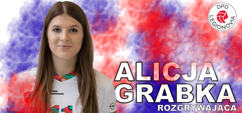 Alicja Grabka wróćiła do Legionowa