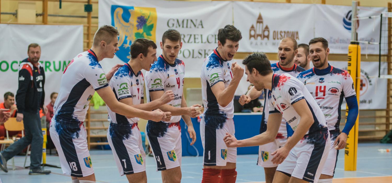 Turniej o wejście do 1. Ligi: wygrana LUK Politechniki Lublin oraz ZAKSY Strzelce Opolskie