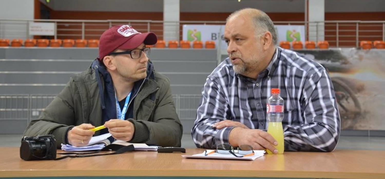 Mirosław Krysta: jasny cel - awans