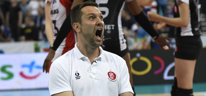 Michal Mašek żegna się z ŁKS-em