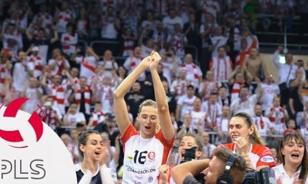 Efimienko-Młotkowska dziękuje kibicom, podziwia Jovanę i nie wierzy w mistrzostwo