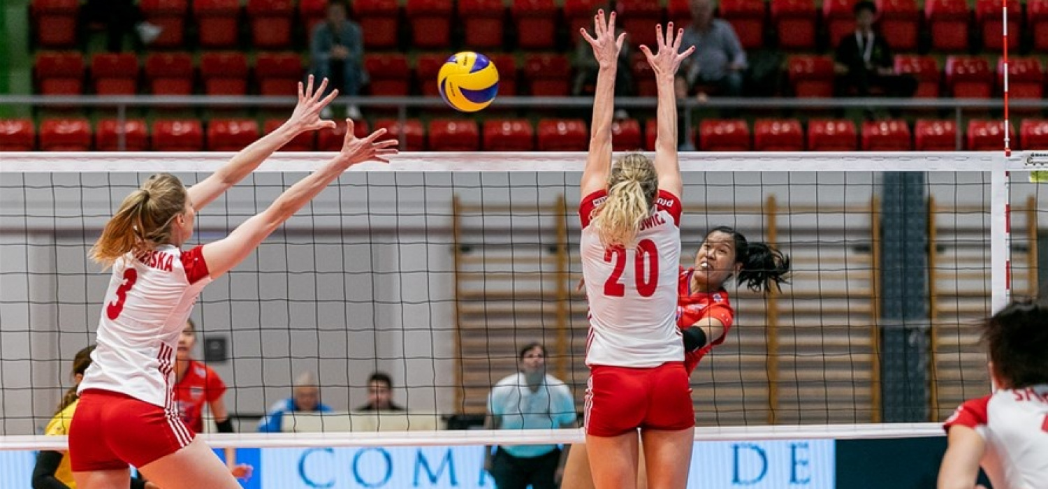 Montreux Volley Masters: Polska i Japonia w finale