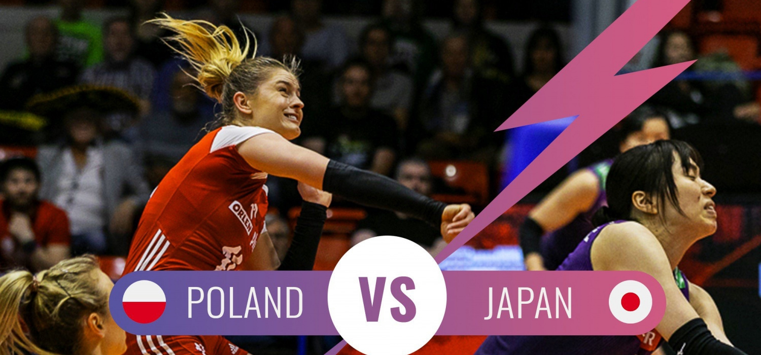 Montreux Volley Masters: Polska – Japonia 3:1
