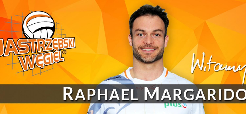 Raphael Margarido w Jastrzębskim Węglu