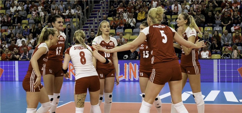 Siatkarska Liga Narodów: Polska - Włochy 2:3