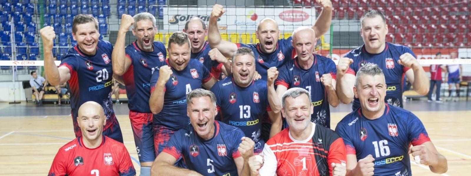 KAMAN VOLLEY gotowy na ORLEN Mistrzostwa Polski Oldboyów