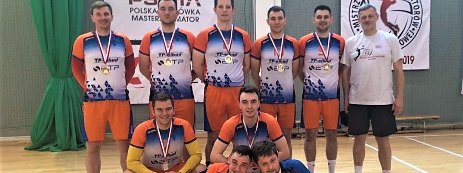 ETP TPELBUD Kędzierzyn-Koźle mistrzem Polski Amatorów 2019