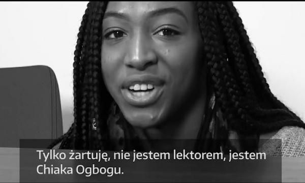 Chiaka Ogbogu - DZIĘKUJEMY