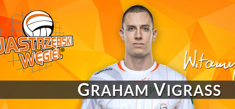 Graham Vigrass w Jastrzębskim Węglu