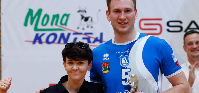 Jakub Macyra opuszcza szeregi mistrza 1. Ligi