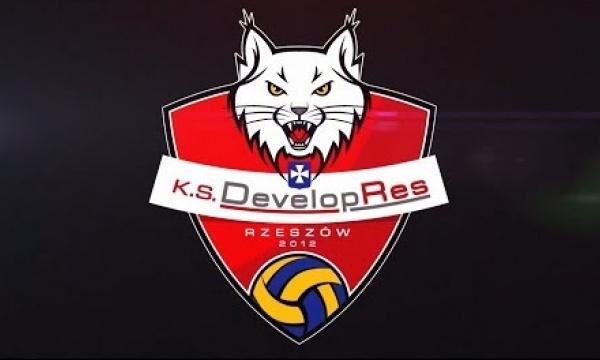 DevelopresSkyResRzeszów Oficjalny Skład sezon 2019/2020