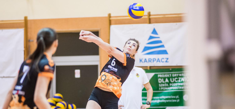 Kinga Kasprzak w #VolleyWrocław